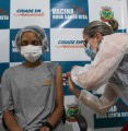 Nova Santa Rita inicia vacinação contra a Covid-19
