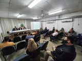 Vereadores participam de debate referente ao Projeto de Lei nº 0492021