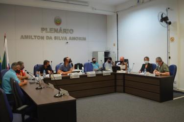 Demandas do orçamento municipal para 2021 estiveram em pauta no Legislativo Municipal