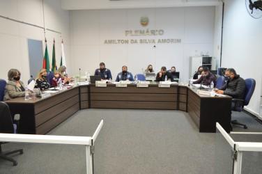 Sessões Plenárias retornam ao formato presencial
