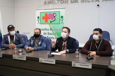 Câmara sedia eleição do Conselho Municipal de Saúde