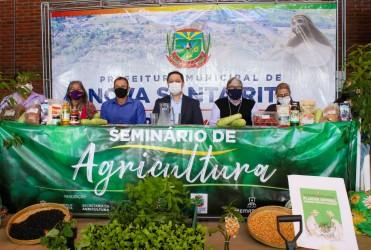 Seminário de Agricultura é realizado no município