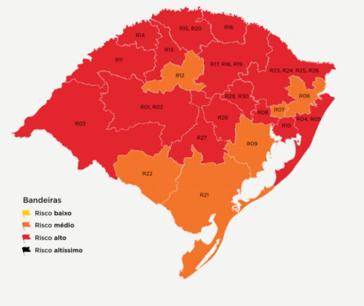 Prefeitura divulga números atualizados do Coronavírus no município