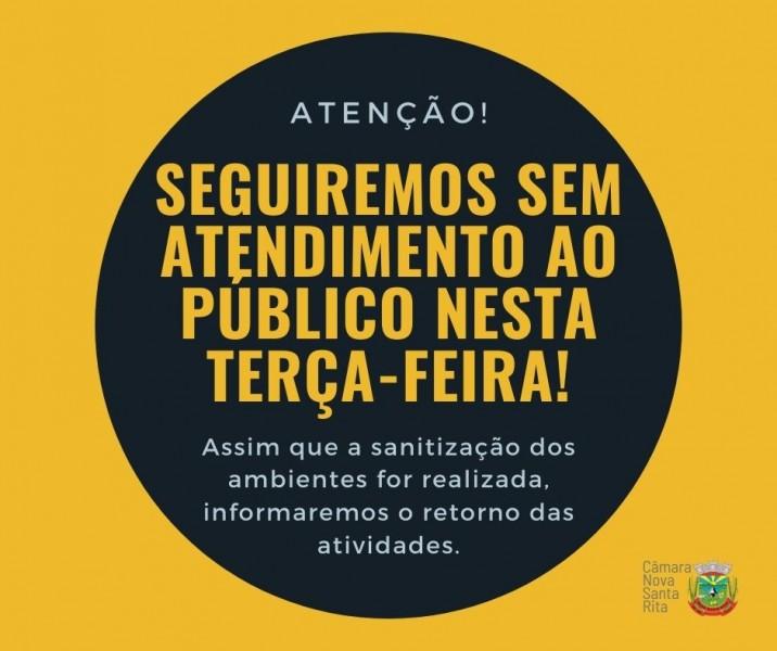 Medida é uma recomendação da Vigilância Epidemiológica do município