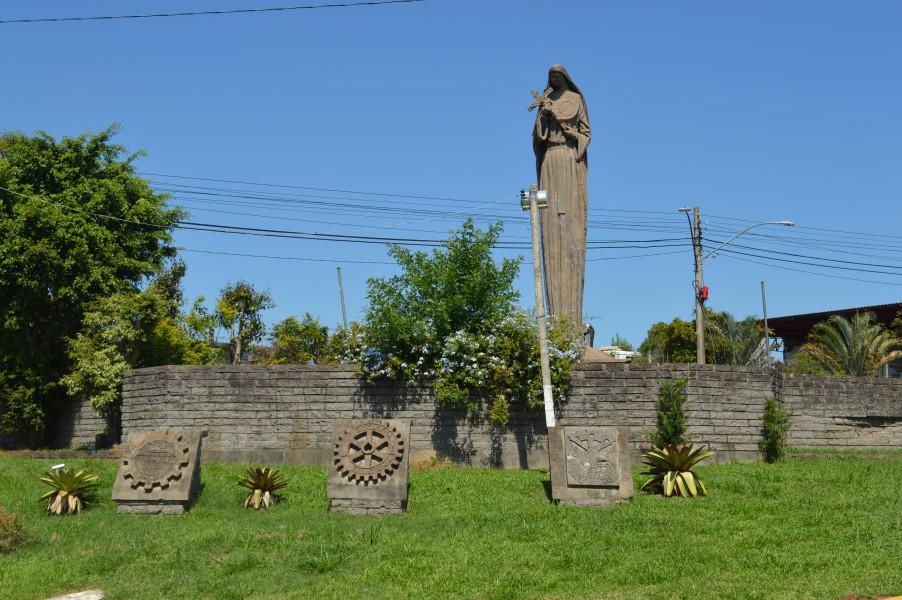 Nova Santa Rita comemora seu 29º aniversário de emancipação política